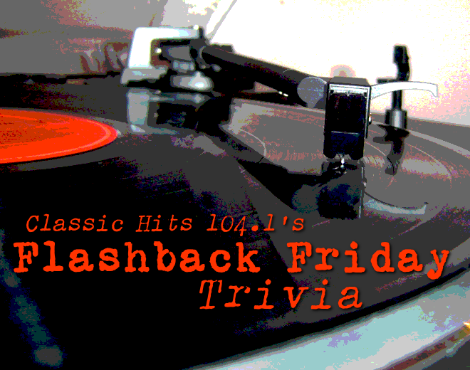 Flashback Friday Trivia (7/19/19)