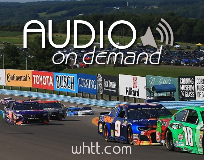 Audio: Rusty Wallace