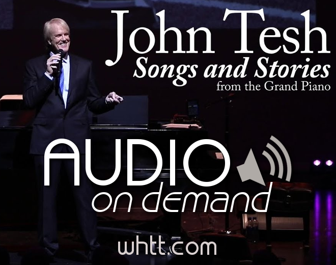 Audio: John Tesh with Bill Lacy