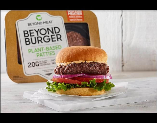 First Burgers Now Plant Based Bacon