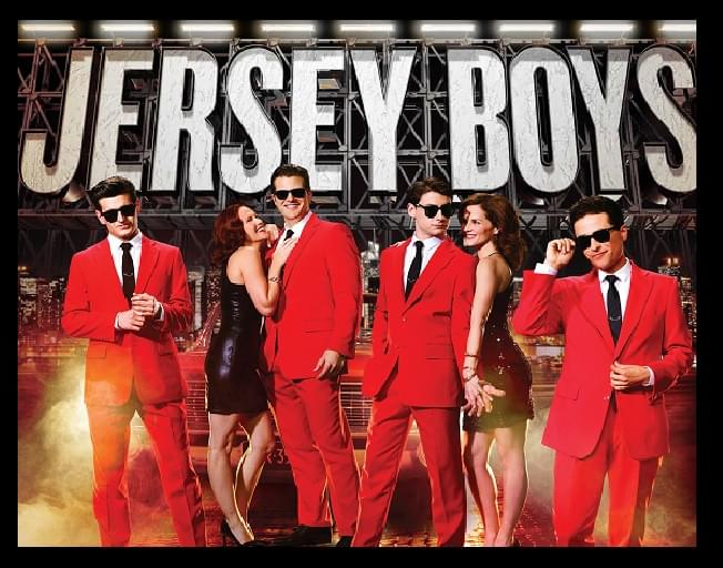 Win JERSEY BOYS Tickets For October 25th From THE SUSAN SHOW