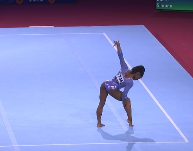 Simone Biles Just Set A Record That May Never Be Broken [VIDEO]