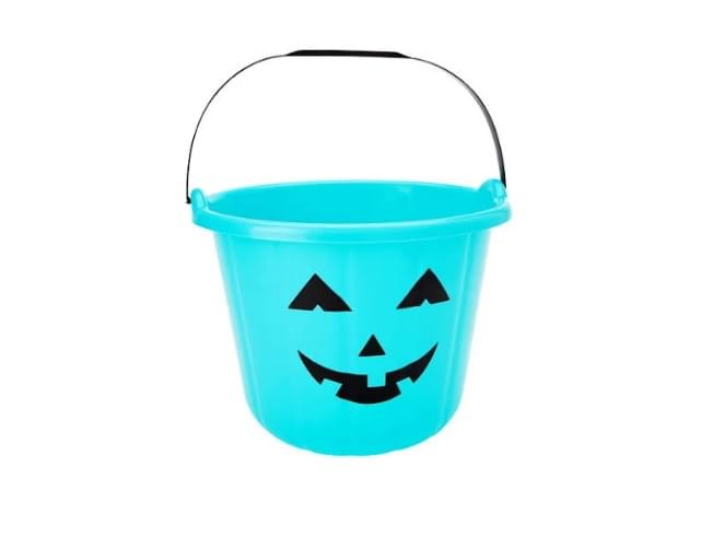Watch For Special Blue Trick Or Treat Buckets This Year