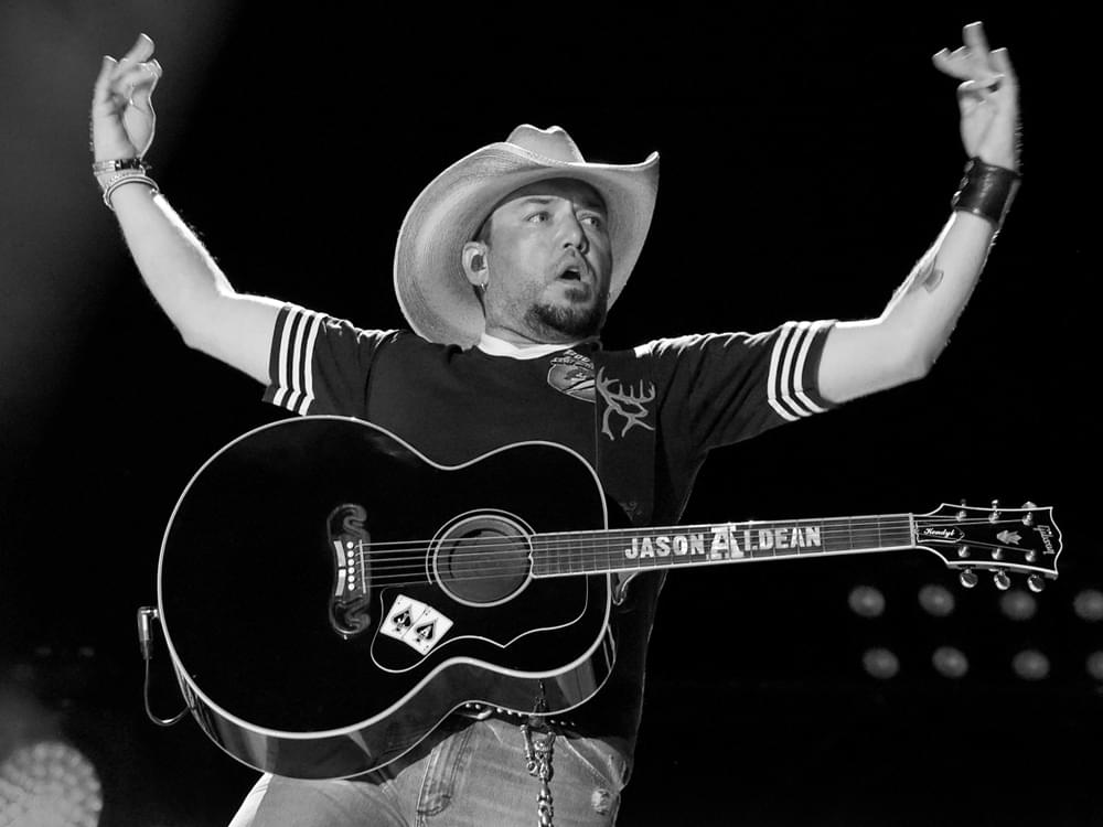 "Take a Trip on Jason Aldean's Ride All Night Tour in His New ""We Back"" Video [Watch]"