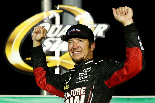 Martin Truex Jr. Wins NASCAR's Quaker State 400 at Kentucky Speedway [VIDEO, PHOTOS]