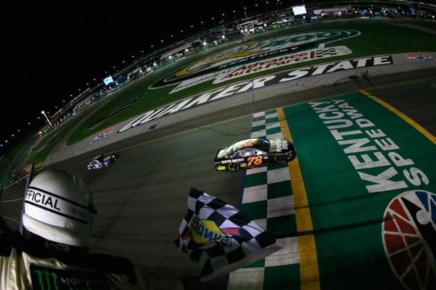 Win NASCAR Kentucky Speedway Tickets