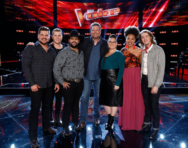 Watch Team Blake's Top 13 Live Performances on 'The Voice' [VIDEO]