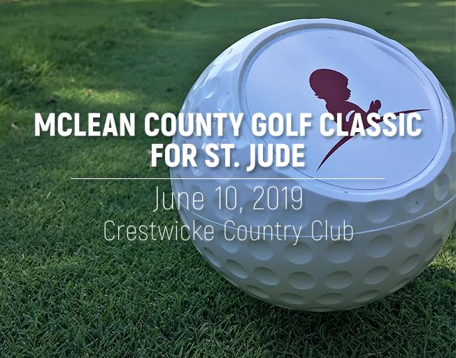 2019 McLean County Golf Classic For St. Jude