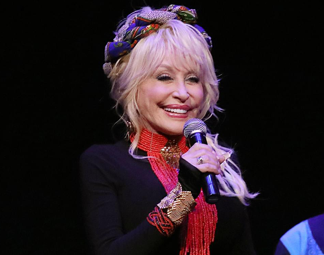 Dolly Parton Launches New Amazon Store
