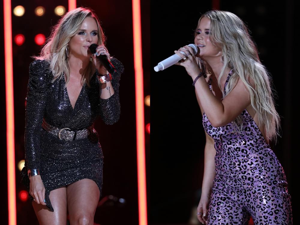 "Miranda Lambert Teams With Maren Morris on Spirited New Song, ""Way Too Pretty for Prison"" [Listen]"