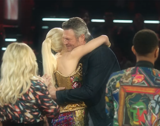 First Look at Blake Shelton and Gwen Stefani on Season 17 of 'The Voice' [VIDEO]