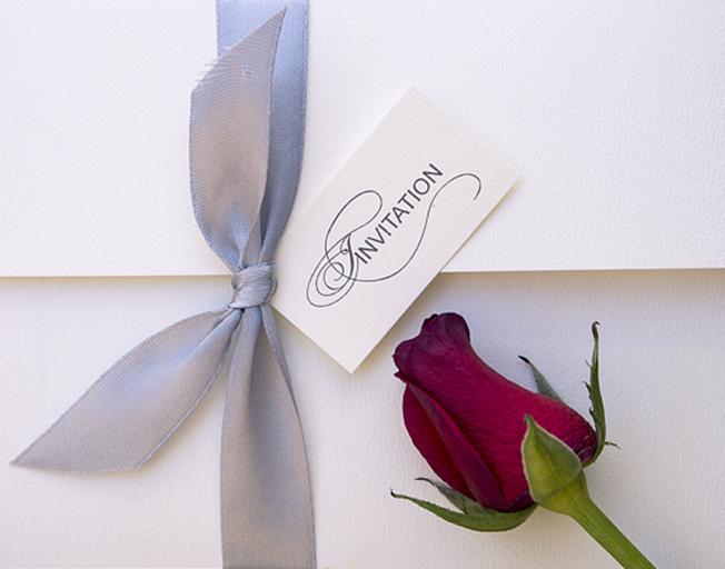 Couple Praised For RSVP Warning On Wedding Invites