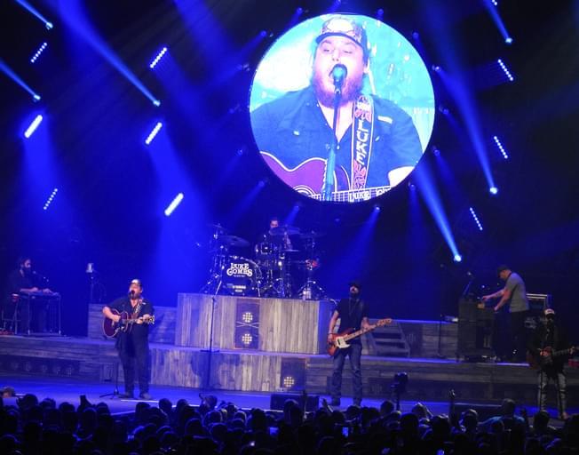 """Luke Combs """"Beer Never Broke My Heart Tour"""" Album"""