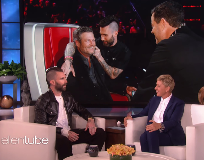 """Adam Levine about Not Being on 'The Voice', """"I Miss It, But…"""" [VIDEOS]"""