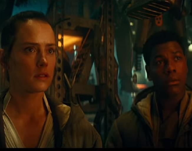 Final Trailer For 'Star Wars: The Rise Of Skywalker' Drops