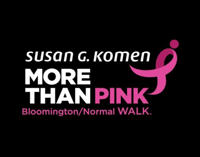 Susan G. Komen More Than Pink Walk 2019