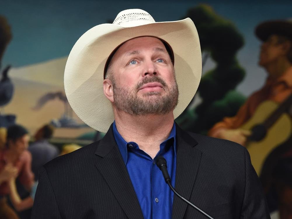 """Garth Brooks Named Recipient of Inaugural """"George H.W. Bush Award"""" for Philanthropy: """"This Is an Honor"""""""