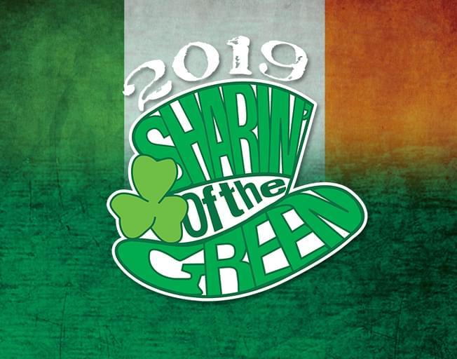 2019 Sharin' Of The Green Parade