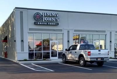 Jimmy John's Up, Running, and Busy in Pontiac