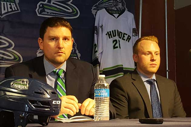 Thunder GM Jewell accepts college coaching job