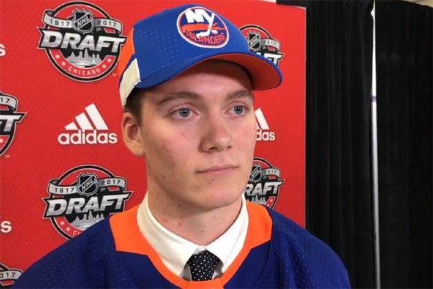 3 Thunder players selected at NHL Draft