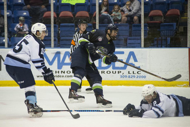 Thunder defenseman Callahan to play in All-American Prospects Game