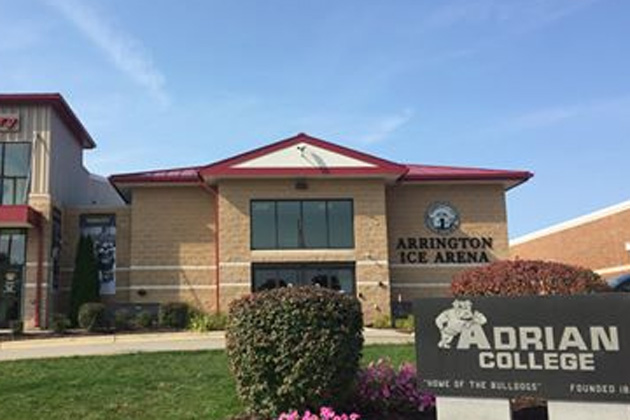 Flying Aces hold training camp in Michigan while arena gets upgrades