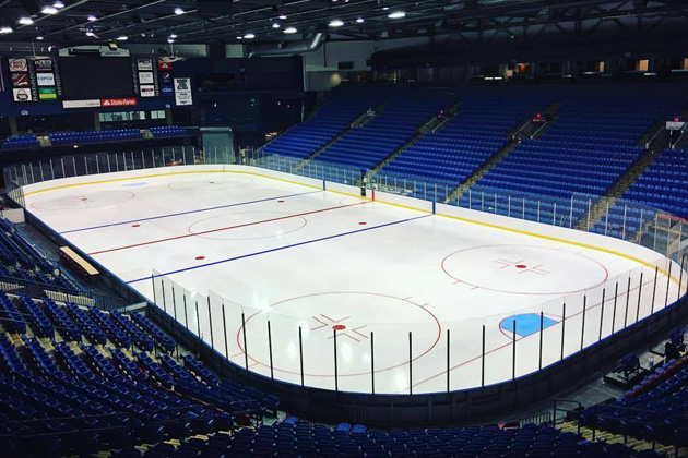 Flying Aces to delay home opener due to arena work