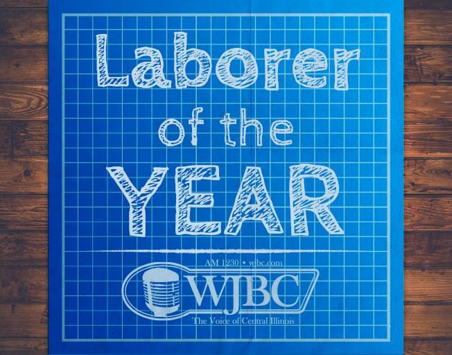 "WJBC Laborer of the Year: Terrance ""Tracy"" Whitecotton"