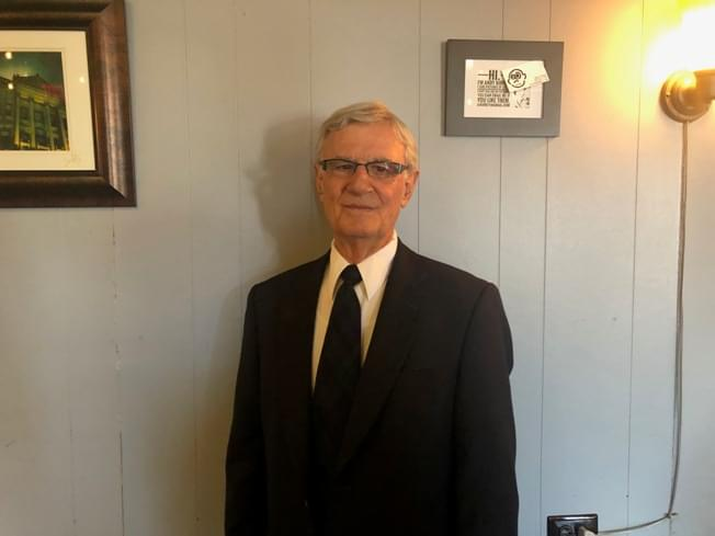 Fazzini announces candidacy for McLean County Auditor