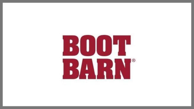 October 19 – Boot Barn