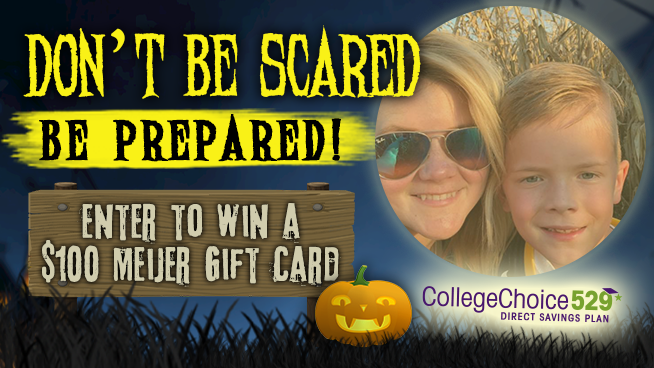 CollegeChoice 529 October 2019 Sweepstakes