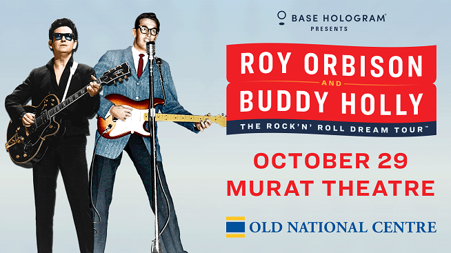 Roy Orbison & Buddy Holly – The Rock 'N' Roll Dream Tour