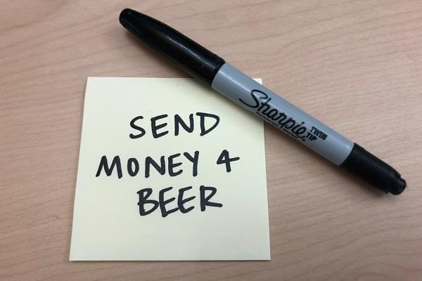 Guy Who Asked For Beer Money Raised One Million