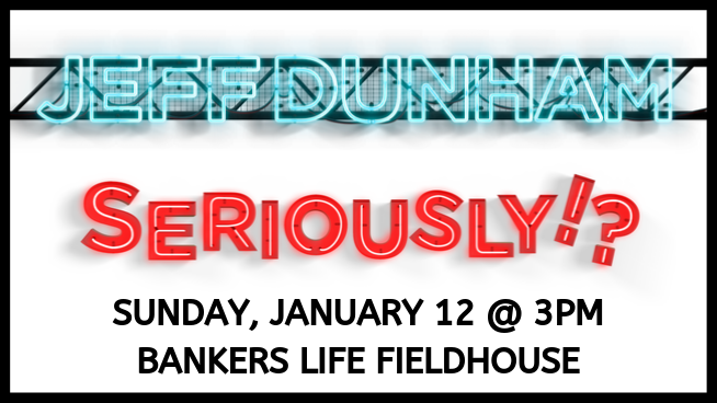 January 12 – Jeff Dunham