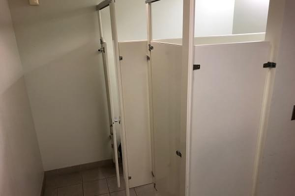 An Alabama High School Removed Stall Doors In Boys' Bathrooms