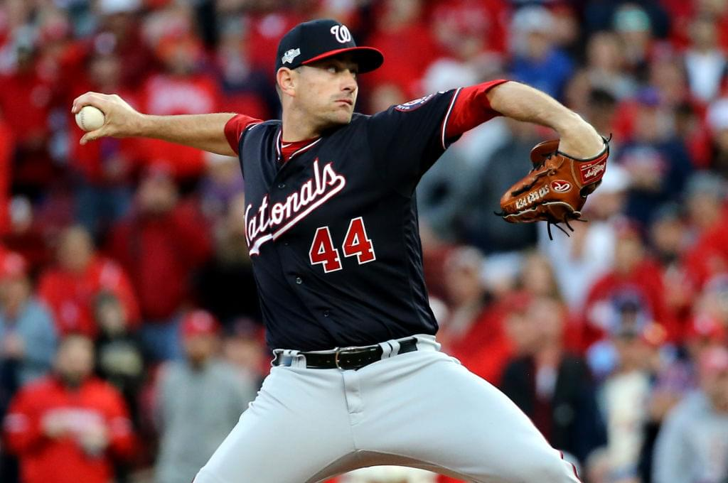 Washington Nationals Pitcher Criticized For Missing Playoff Game For Daughter's Birth