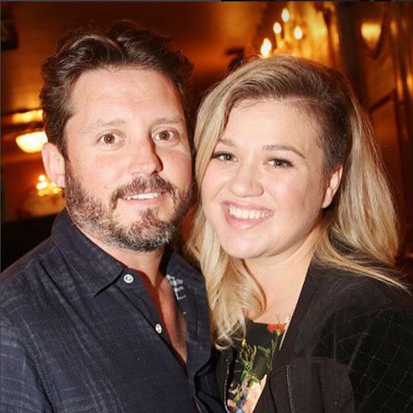 Congrats Kelly Clarkson!!