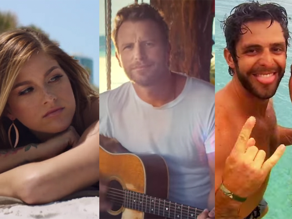 Our 10 Favorite Country Songs of Summer