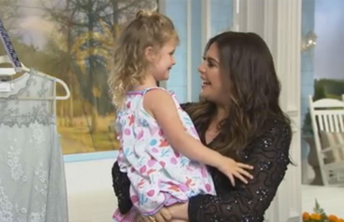 Hillary Scott's Daughter Is Following In Her Footsteps Already! [VIDEO]