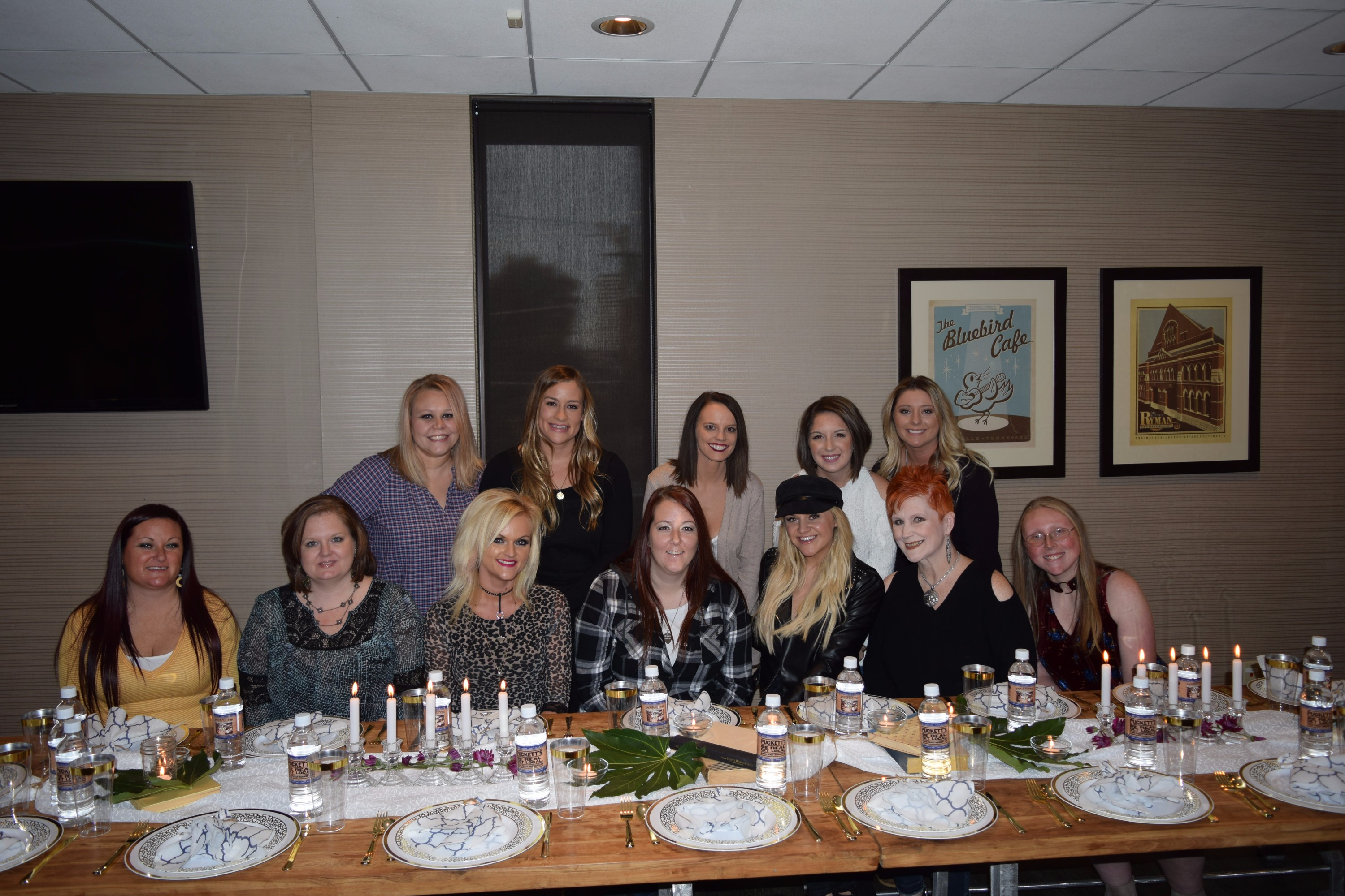 Friendsgiving with Kelsea Ballerini NASH'perience