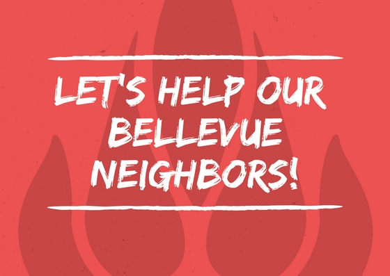 Let's Help Our Neighbors!
