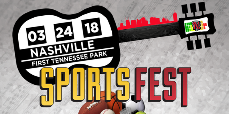 NASH Nine: Everything That's Going Down at SportsFest 2018
