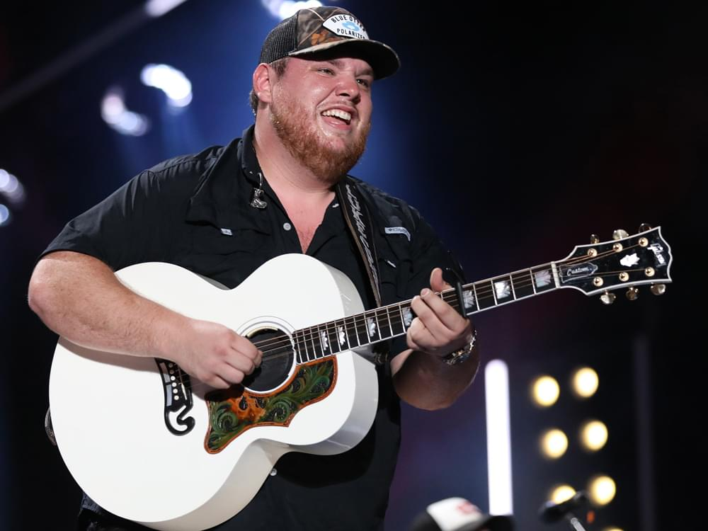 Grand Ole Opry Announces Luke Combs' Induction Date & Lineup