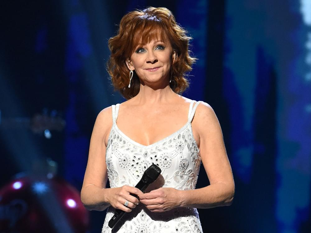 Reba McEntire to Receive CMT's Artist of a Lifetime Award