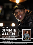 Jimmie Allen with Laine Hardy