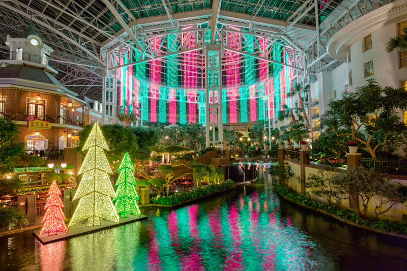 Christmas at Gaylord Opryland Holiday Package!