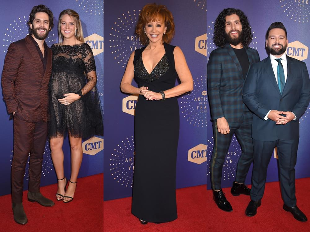 Emotional Night at CMT Artists of the Year