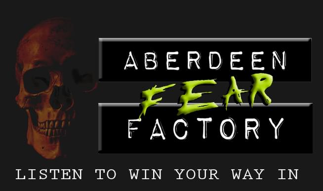 Win Your Way In To Aberdeen Fear Factory