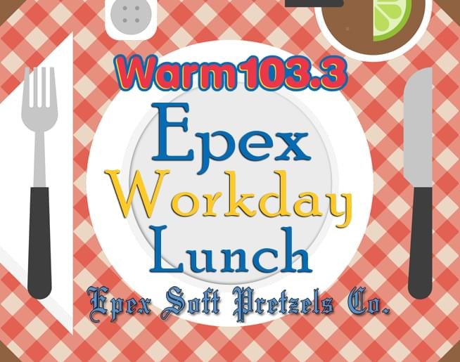 WARM epex workday lunch